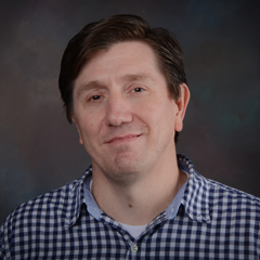 Jeff Massey, Financial Aid Director